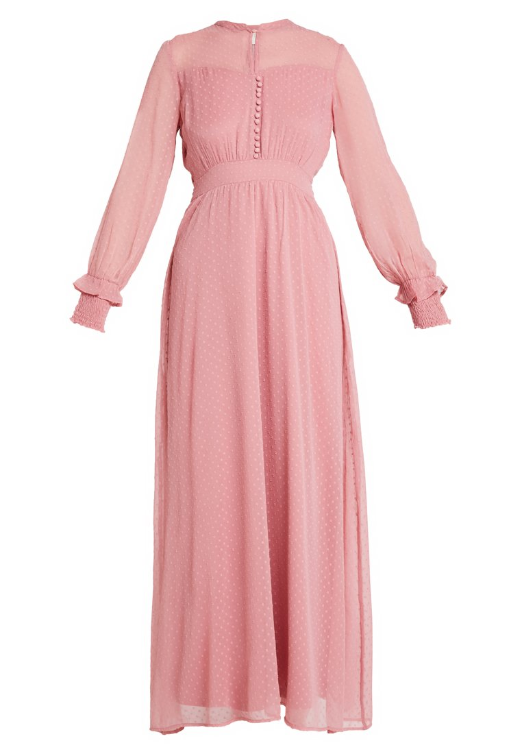 YASSIENNA DRESS Robe longue dusty rose @ ZALANDO.FR