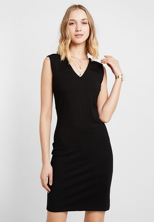 YASCANE SHORT DRESS - Kotelomekko - black