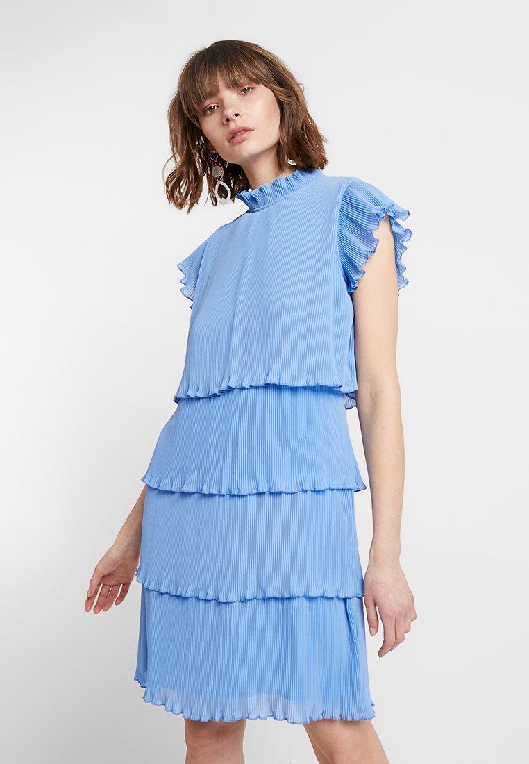 YAS - YASUMA SHORT DRESS - Cocktailkjoler / festkjoler - marina