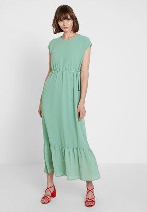 YASASTA ANKLE DRESS - Maxikjoler - frosty green