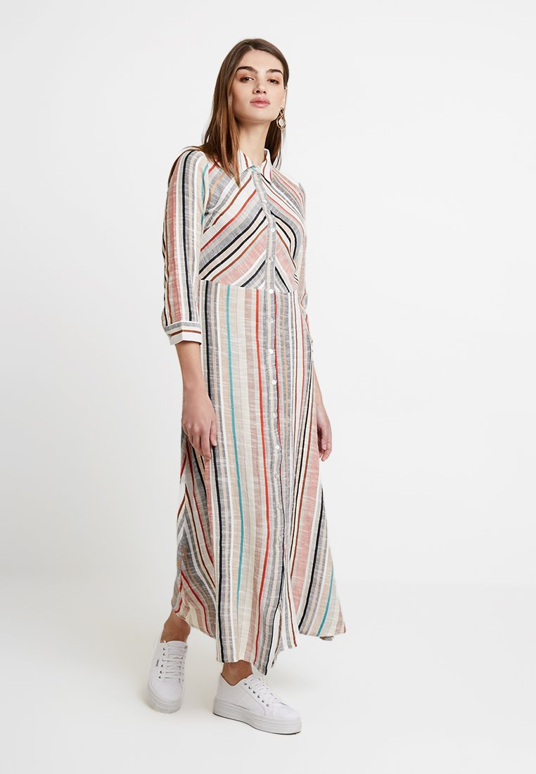 Yasjayleen Longue White multi Dress IconRobe Yas Star TF1lJcK