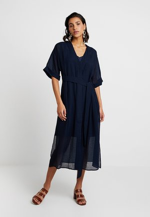 YASMIKA MIDI DRESS - Kjole - navy blazer