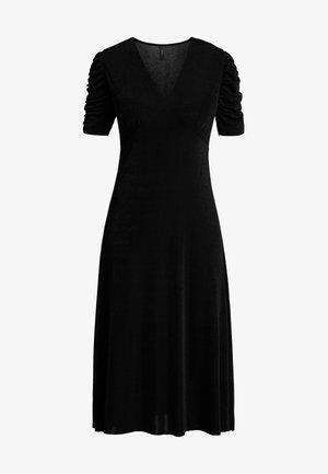 YASBALINA DRESS - Maxi-jurk - black