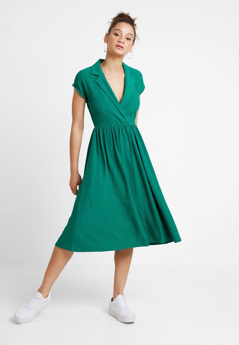 YAS - YASMALLY - Maxi dress - verdant green