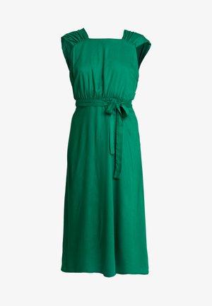 VERDANT MIDI DRESS - Denní šaty - verdant green