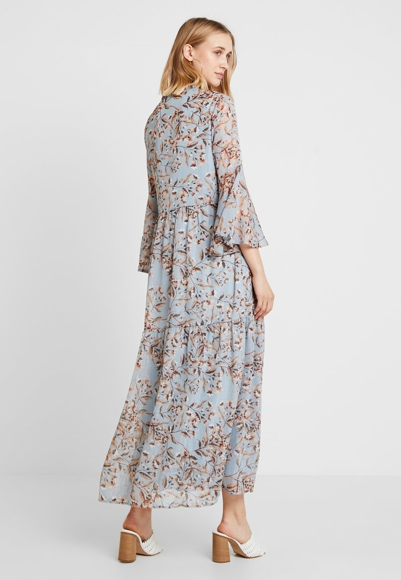 YAS - YASMILIVA ANKLE DRESS - Maxikleid - blue