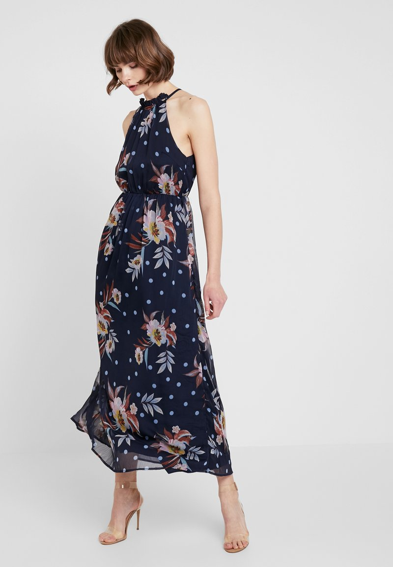 YAS - YASSOLIRA MAXI DRESS - Maxikleid - night sky