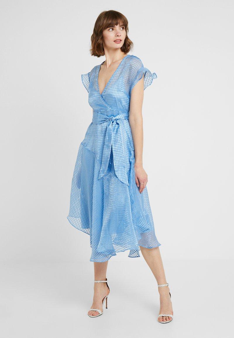 YAS - YASCHELLO DRESS - Kjole - bonnie blue