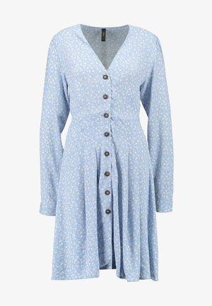 YASMAU DRESS - Day dress - bel air blue