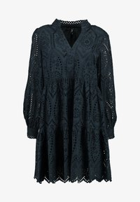 YAS - YASHOLI - Day dress - carbon - 3