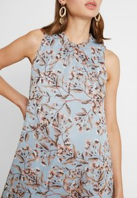 YAS - YASMILIVA HALTERNECK DRESS - Day dress - allure - 4