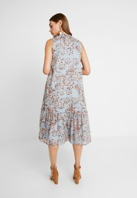 YAS - YASMILIVA HALTERNECK DRESS - Day dress - allure - 2