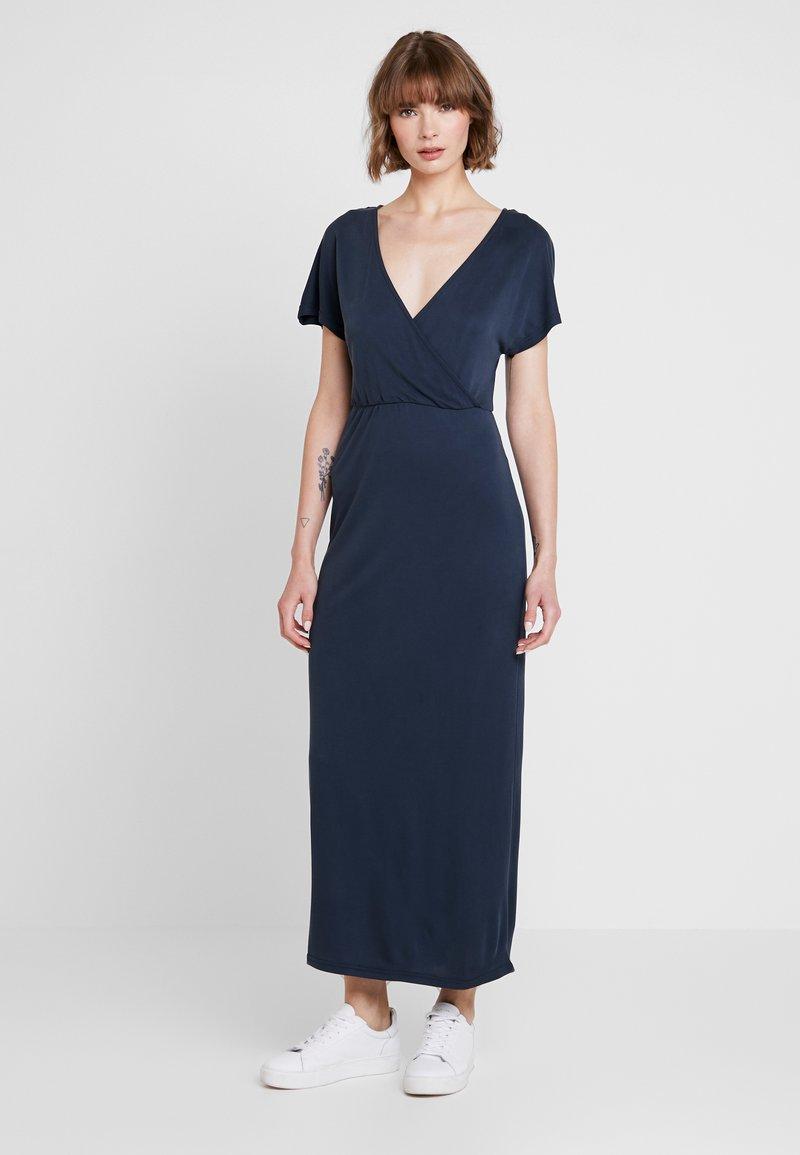 YAS - YASSALLY ANCLE DRESS - Maxi dress - dark sapphire