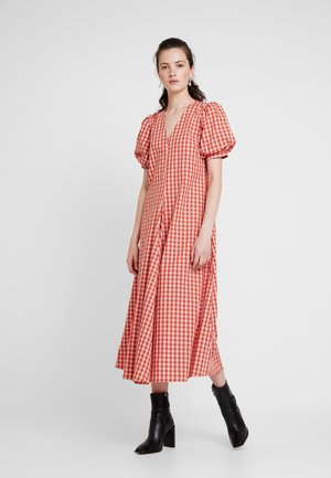 YASANA LONG DRESS - Kjole - quartz pink