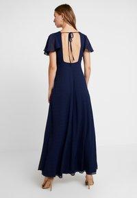 YAS - YASPEACHY MAXI DRESS - Occasion wear - night sky - 3
