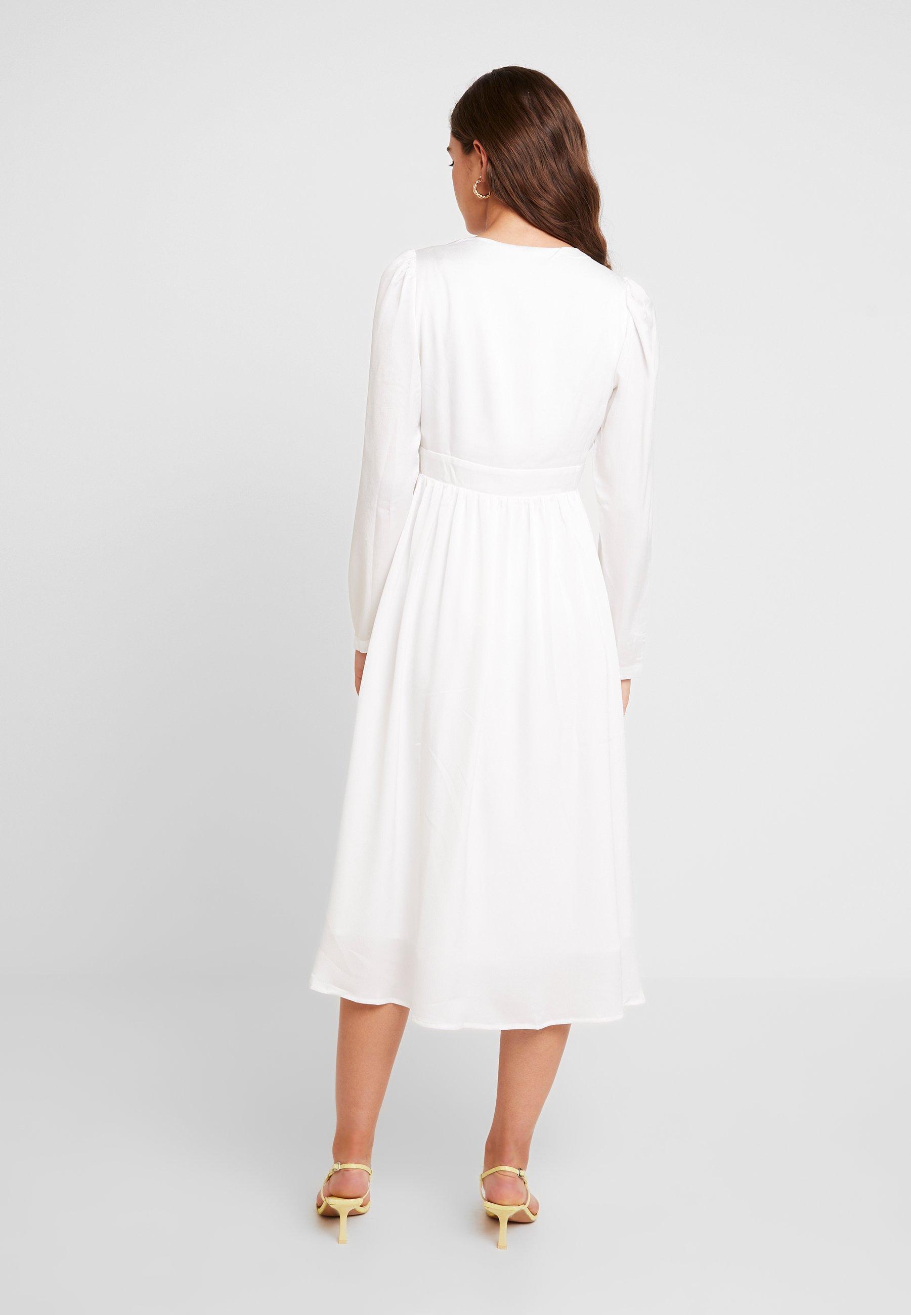 YAS YASSUMA DRESS - Vestido informal star white
