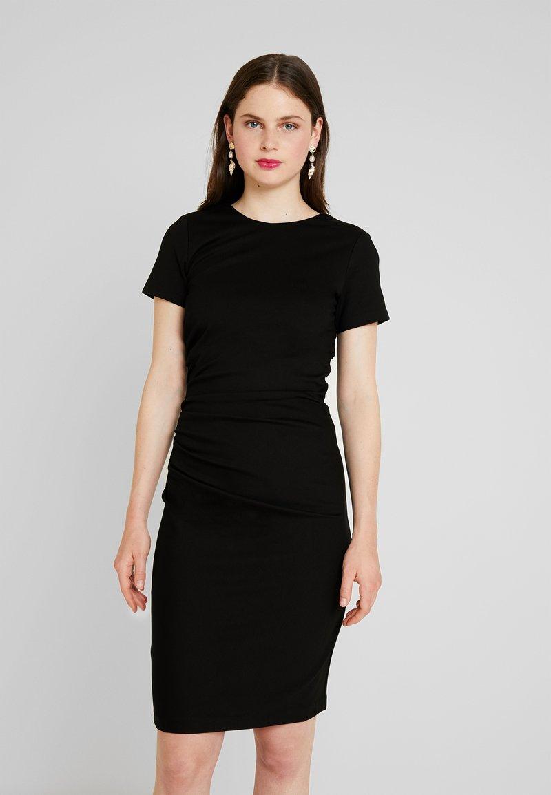 YAS Tall - YASCANE DRESS  - Sukienka etui - black