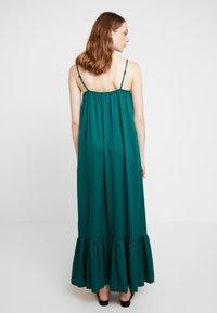 YAS - YASLEORA STRAP DRESS - Maxi-jurk - botanical garden - 3