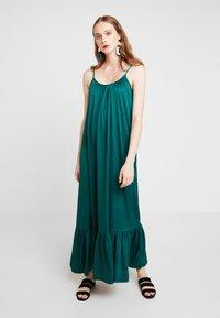 YAS - YASLEORA STRAP DRESS - Maxi-jurk - botanical garden - 0