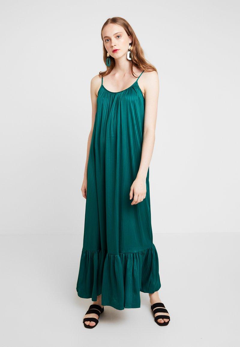 YAS - YASLEORA STRAP DRESS - Maxi-jurk - botanical garden