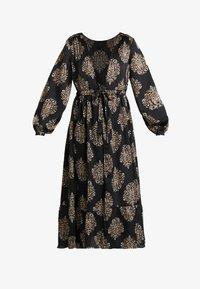 YAS - YASLOTTA KAFTAN - Maxi dress - black - 4