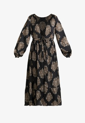 YASLOTTA KAFTAN - Maxi dress - black