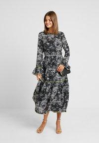 YAS - YASIDA DRESS - Vestido largo - black - 1