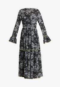YAS - YASIDA DRESS - Vestido largo - black - 4