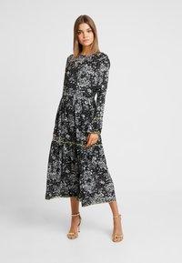 YAS - YASIDA DRESS - Vestido largo - black - 0