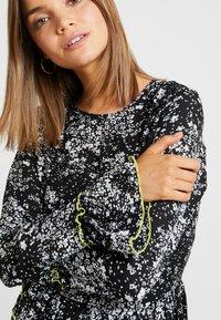 YAS - YASIDA DRESS - Vestido largo - black - 5