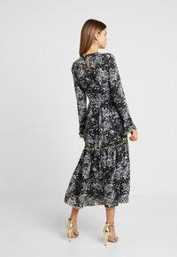 YAS - YASIDA DRESS - Vestido largo - black - 2
