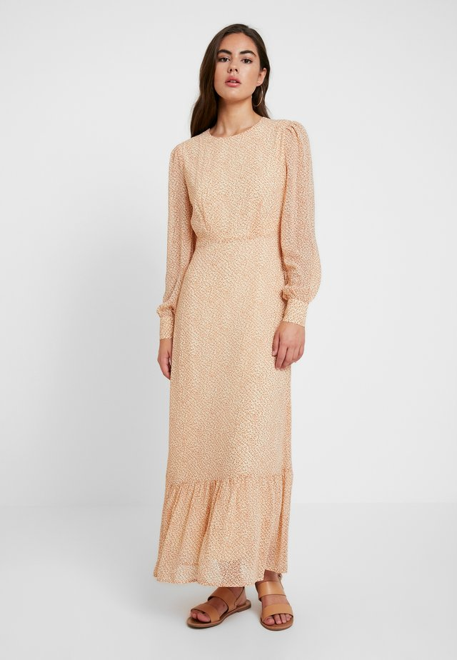 YASNILLA DRESS - Maksimekko - primrose yellow