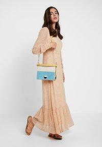 YAS - YASNILLA DRESS - Vestido largo - primrose yellow - 2