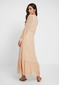 YAS - YASNILLA DRESS - Vestido largo - primrose yellow - 3