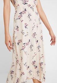 YAS - YASFIVA DRESS - Shirt dress - crème brûlée - 4