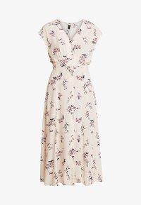 YAS - YASFIVA DRESS - Shirt dress - crème brûlée - 3