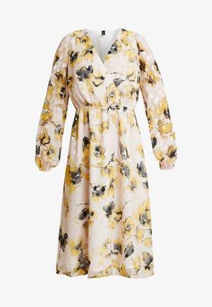 YASSIRIA DRESS - Korte jurk - primrose/yellow