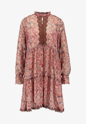 YASTURA DRESS - Denní šaty - port royale