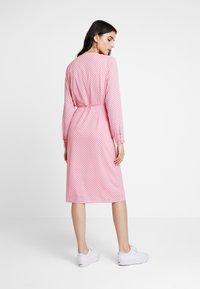 YAS - YASMOONA DRESS - Day dress - cameo rose - 2