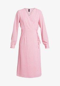 YAS - YASMOONA DRESS - Day dress - cameo rose - 4