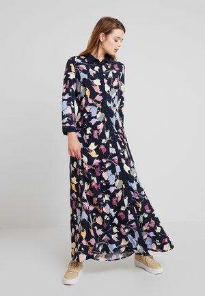 YASHANNAH ANKLE DRESS - Maxiklänning - navy blazer