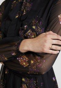 YAS - YASCELINA DRESS - Freizeitkleid - black - 6