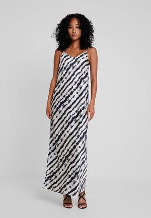 YASTIE STRAP DRESS - Maxi šaty - black