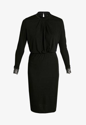 YASBLAX DRESS - Korte jurk - black