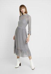 YAS - YASROSY DRESS - Denní šaty - blue - 0