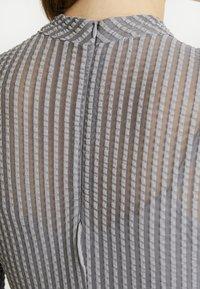 YAS - YASROSY DRESS - Denní šaty - blue - 6
