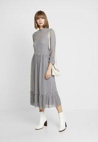 YAS - YASROSY DRESS - Denní šaty - blue - 2