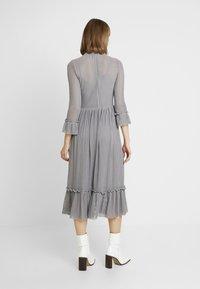 YAS - YASROSY DRESS - Denní šaty - blue - 3