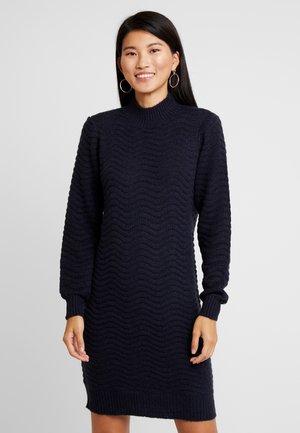 YASBRENTRICE DRESS - Jumper dress - navy