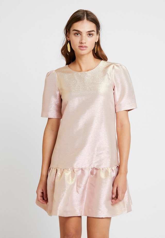 YASJANE DRESS - Juhlamekko - quartz pink